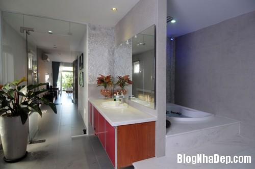 Nha Quoc 13 1 9198 1394620125 Thiết kế tăng thêm diện tích cho ngôi nhà phố