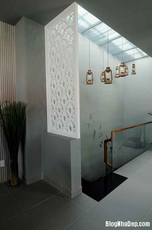 Nha Quoc 16 1 9578 1394620125 Thiết kế tăng thêm diện tích cho ngôi nhà phố
