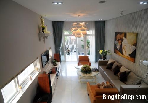 Nha Quoc 3 1 8725 1394620124 Thiết kế tăng thêm diện tích cho ngôi nhà phố