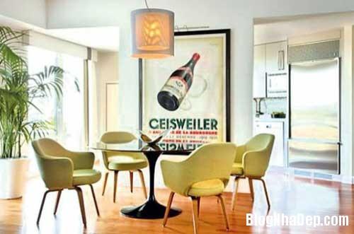 Nha dep la voi poster6 Sử dụng poster trang trí ho nhà đẹp hơn