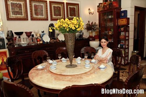 TammyThai2 Thăm căn nhà rộng 200m2 của hoa hậu Tammy Thái tại Quận 7