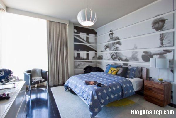 be25dc3ytuongtrangtrituongphon Trang trí cho không gian phòng ngủ thêm sinh động