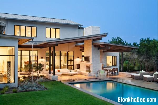 biet thu dep  Blanco House   Không gian sống tuyệt vời cho bất cứ ai