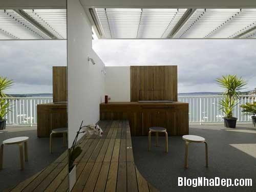 can ho an tuong nhin ra cang 13 Căn hộ hiện đại với tầm nhìn tuyệt đẹp ra cảng Sydney