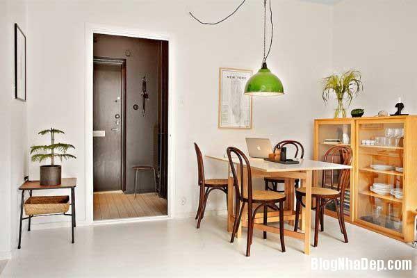 can ho cao cap 35m2 Thiết kế nội thất ấn tượng cho căn hộ 35 m2