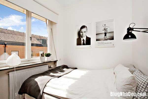 can ho cao cap 35m6 Thiết kế nội thất ấn tượng cho căn hộ 35 m2
