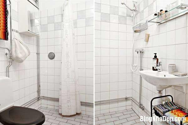 can ho cao cap 35m7 Thiết kế nội thất ấn tượng cho căn hộ 35 m2