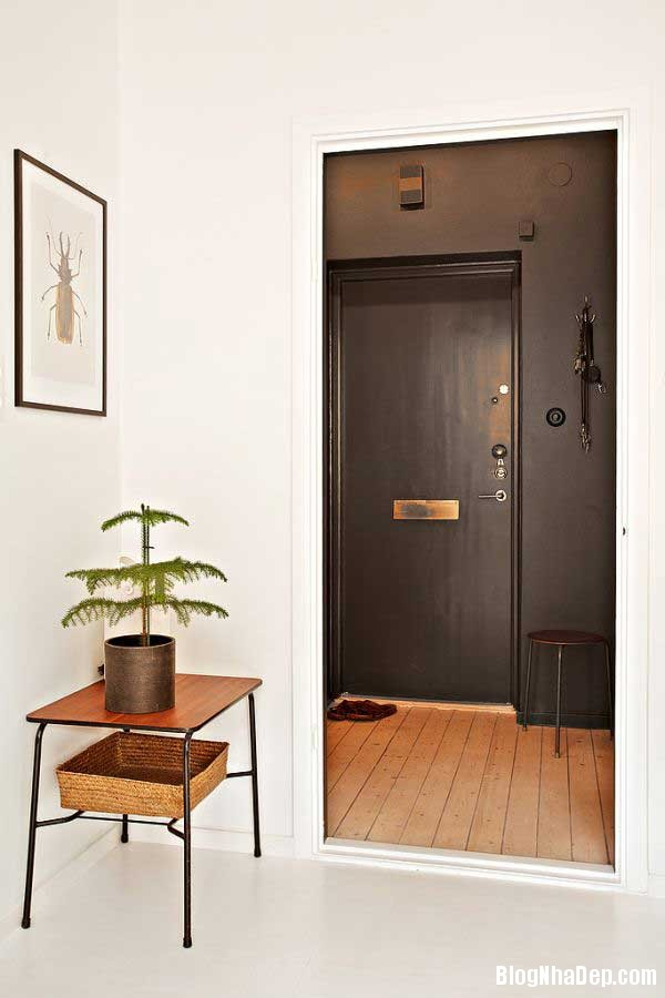 can ho cao cap 35m9 Thiết kế nội thất ấn tượng cho căn hộ 35 m2