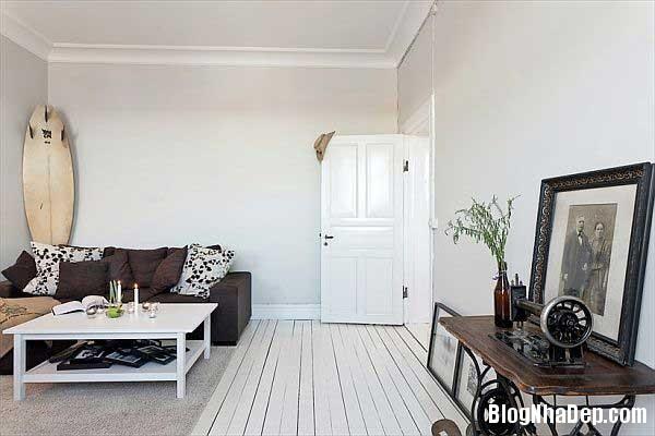 can ho cao cap 45m21 Sắp xếp không gian hợp lý trong ngôi nhà nhỏ