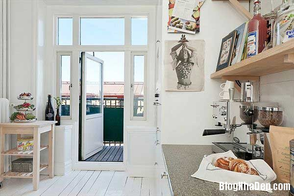 can ho cao cap 45m27 Sắp xếp không gian hợp lý trong ngôi nhà nhỏ