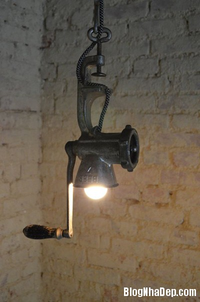 e1 9 4284 1396001714 Chụp đèn ngộ nghĩnh từ các đồ vật cũ