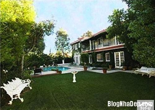 file.313656 Ngôi nhà với không gian xanh mát của Robert Pattinson