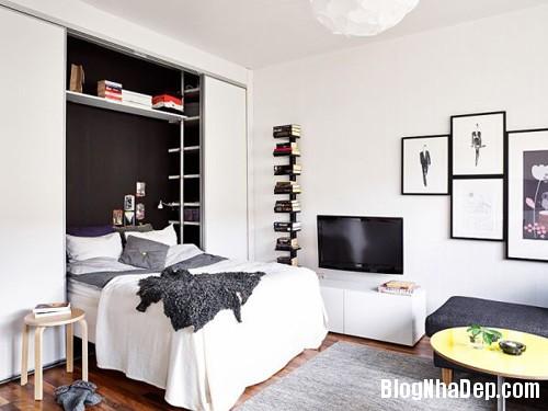 file.314978 Bài trí nội thất khéo léo cho căn hộ nhỏ