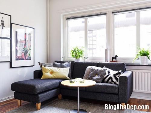file.314979 Bài trí nội thất khéo léo cho căn hộ nhỏ