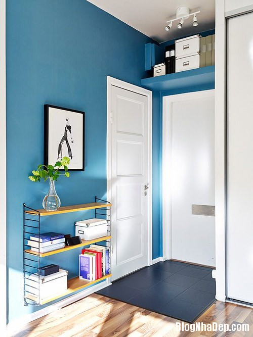 file.314983 Bài trí nội thất khéo léo cho căn hộ nhỏ
