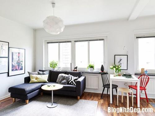 file.314985 Bài trí nội thất khéo léo cho căn hộ nhỏ