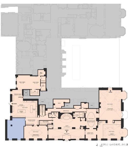 file.317592 River House   Nhà chung cư đắt đỏ nhất New York