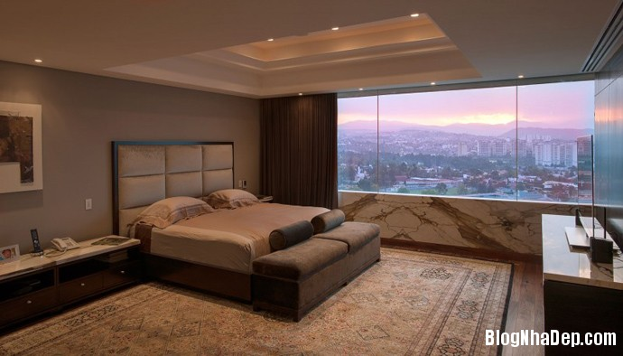 file.317871 Ngôi nhà sang trọng tinh tế nằm tại Mexico City