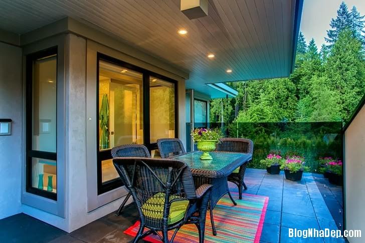 file.318871 Ngôi nhà theo phong cách đương đại tại Phía Tây Vancouver, Canada