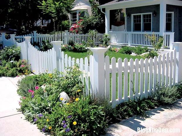 file.318930 Hàng rào đẹp tạo ấn tượng thẩm mỹ đầu tiên cho ngôi nhà