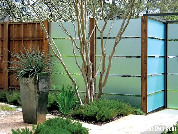 file.318931 Hàng rào đẹp tạo ấn tượng thẩm mỹ đầu tiên cho ngôi nhà