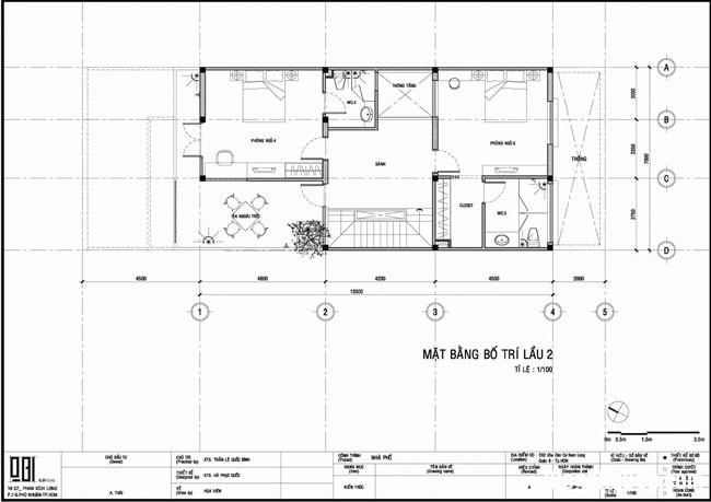 file.322224 Căn nhà rộng hơn nhờ liên kết các không gian