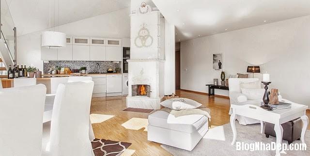 file.324136 Phân chia không gian khéo léo trong căn hộ duplex 81m2