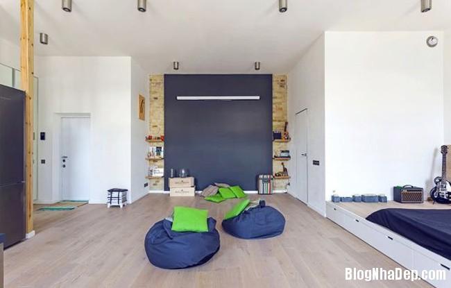 file.326909 Căn hộ studio 58m2 với thiết kế nội thất đầy sáng tạo