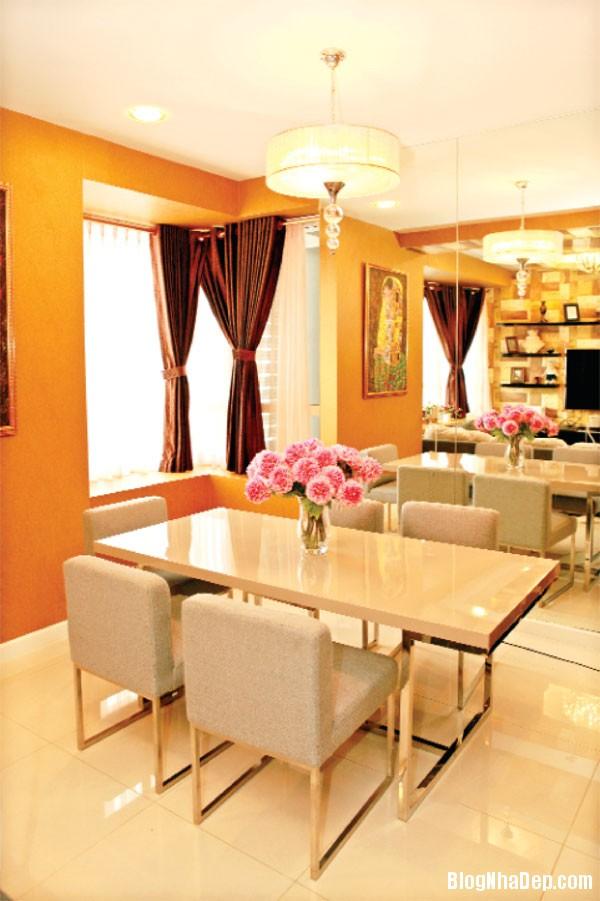 file.330183 Không gian sống ở tầng 22 của hoa hậu Cao Thùy Dương