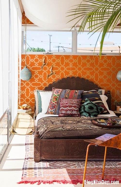 file.330478 Xu hướng thiết kế nội thất theo phong cách Bohemian