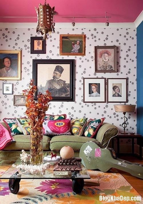 file.330485 Xu hướng thiết kế nội thất theo phong cách Bohemian