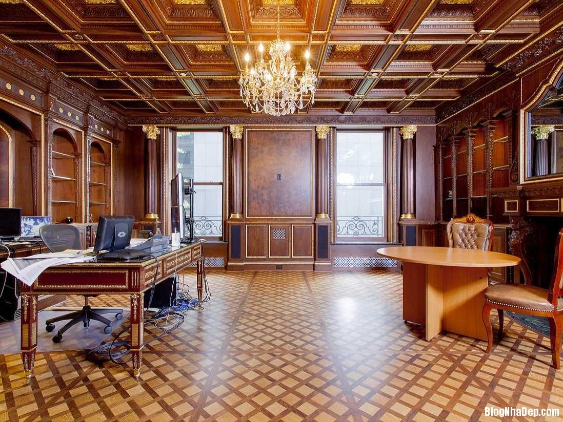 file.331622 Ngôi nhà như một bảo tàng nghệ thuật của đế chế tài chính một thời