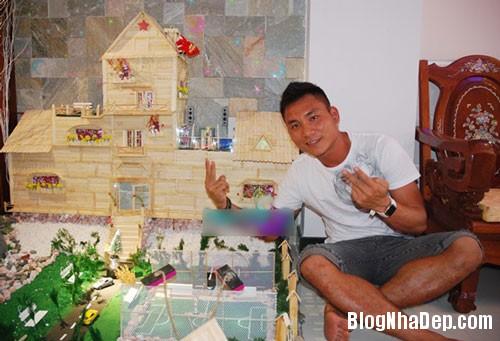 file.331876 Ngôi nhà 4 tầng nằm ở ngoại ô TPHCM của cầu thủ Huỳnh Phú