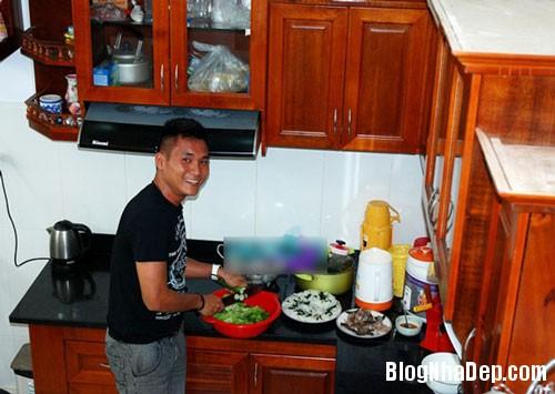 file.331879 Ngôi nhà 4 tầng nằm ở ngoại ô TPHCM của cầu thủ Huỳnh Phú