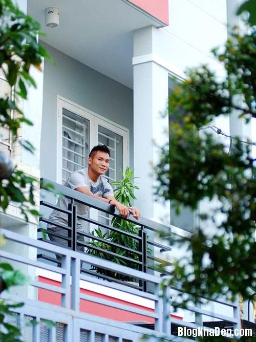 file.331884 Ngôi nhà 4 tầng nằm ở ngoại ô TPHCM của cầu thủ Huỳnh Phú