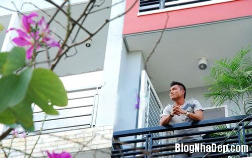 file.331885 Ngôi nhà 4 tầng nằm ở ngoại ô TPHCM của cầu thủ Huỳnh Phú