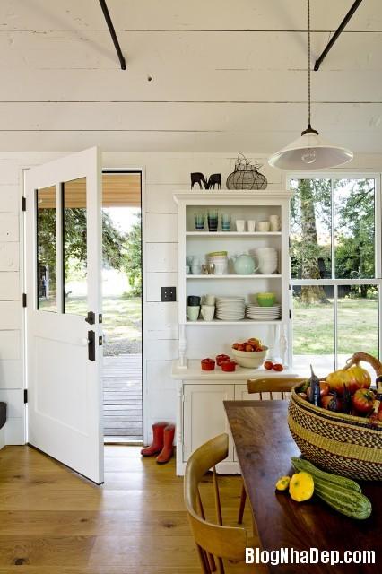 file.331929 Ngôi nhà màu trắng xinh xắn của giám đốc công ty thiết kế