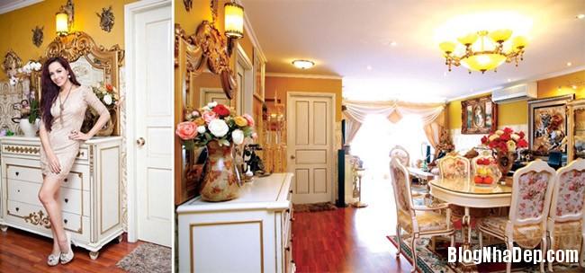 file.333349 Thăm căn hộ nhỏ mang phong cách cổ điển Châu Âu của cựu người mẫu Thúy Hạnh