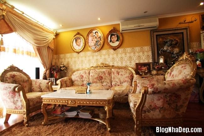 file.333351 Thăm căn hộ nhỏ mang phong cách cổ điển Châu Âu của cựu người mẫu Thúy Hạnh