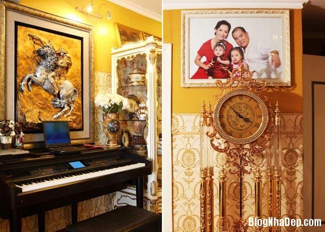 file.333355 Thăm căn hộ nhỏ mang phong cách cổ điển Châu Âu của cựu người mẫu Thúy Hạnh