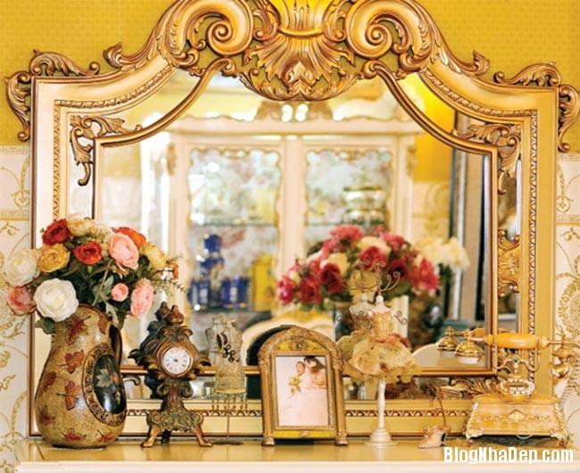 file.333356 Thăm căn hộ nhỏ mang phong cách cổ điển Châu Âu của cựu người mẫu Thúy Hạnh