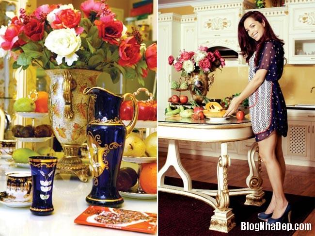 file.333357 Thăm căn hộ nhỏ mang phong cách cổ điển Châu Âu của cựu người mẫu Thúy Hạnh