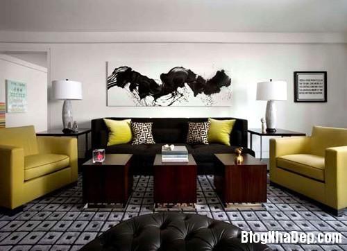 file.390228 Bài trí tranh ảnh trong phòng khách tạo ấn tượng