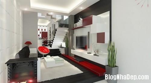 file.393883 Thiết kế nội thất phòng khách biến tấu đầy sáng tạo