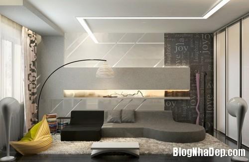 file.393884 Thiết kế nội thất phòng khách biến tấu đầy sáng tạo
