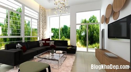 file.393886 Thiết kế nội thất phòng khách biến tấu đầy sáng tạo