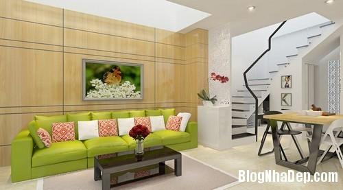 file.393887 Thiết kế nội thất phòng khách biến tấu đầy sáng tạo