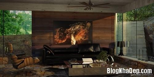 file.393891 Thiết kế nội thất phòng khách biến tấu đầy sáng tạo
