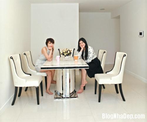 file10 Thăm căn hộ xinh đẹp của chị em người mẫu Huỳnh Vân   Huỳnh Tiên
