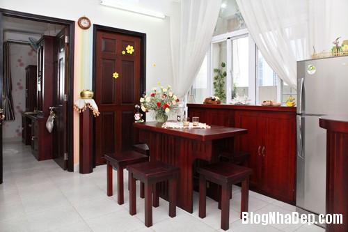 file15 Căn hộ chung cư nhỏ xinh của diễn viên Phương Ngân